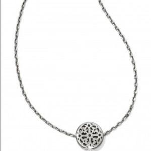 Brighton Ferrara Mini Necklace and Mini Notebook